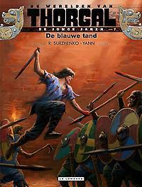 THORGAL, JONGE JAREN 07. DE BLAUWE TAND THORGAL, JONGE JAREN, Yann, Paperback