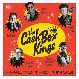 HAIL TO THE KINGS CASH BOX KINGS, CD