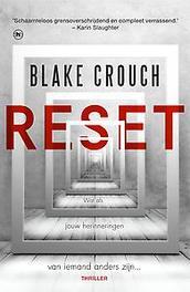 Reset Crouch, Blake, Paperback