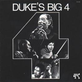 DUKE'S BIG FOUR DUKE ELLINGTON, CD