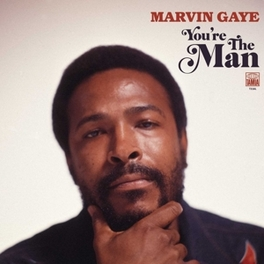YOU'RE THE MAN MARVIN GAYE, CD