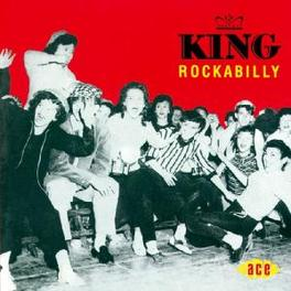 KING ROCKABILLY 24 TRACKS W/BLUETONES/RONNY WADE/JOE PENNY/BILL BEACH/ Audio CD, V/A, CD