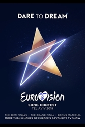 Various Artists - Eurovision Song Contest Tel Aviv 2019, (DVD)