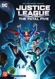 Justice league vs. The fatal five , (DVD) .. FATAL FIVE / BILINGUAL
