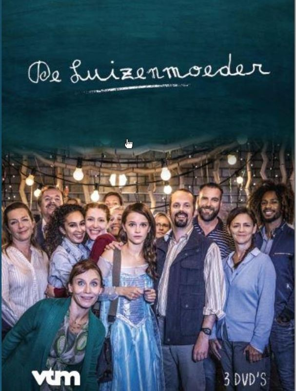 DE LUIZENMOEDER VLAAMSE VTM SERIE TV SERIES, DVD