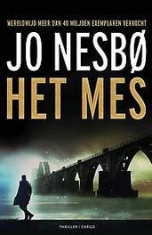 Het mes Jo Nesbo, Paperback