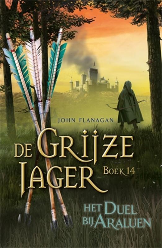 Het duel bij Araluen John Flanagan, Paperback