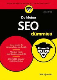 De kleine SEO voor Dummies, 2e editie. Mark Jansen, Paperback