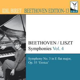 SYMPHONIES VOL.4 IDIL BIRET Audio CD, L VAN BEETHOVEN, CD