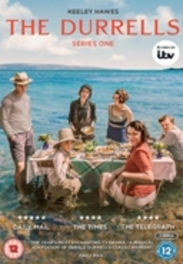 The Durrells - Seizoen 1, (DVD) CAST: KEELEY HAWES, JOHN O'CONNOR DVDNL
