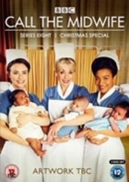 Call the midwife - Seizoen 8, (DVD) Worth, Jennifer, DVDNL