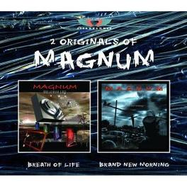 BREATH OF LIFE/BRAND.. .. NEW MORNING Audio CD, MAGNUM, CD