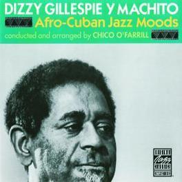 AFRO JAZZ MOO.. Audio CD, DIZZY GILLESPIE, CD
