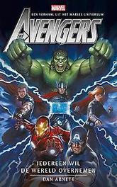 Avengers - Iedereen wil de wereld overnemen Dan Abnett, Paperback
