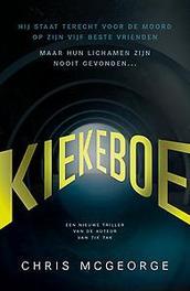 Kiekeboe Chris Mcgeorge, Paperback