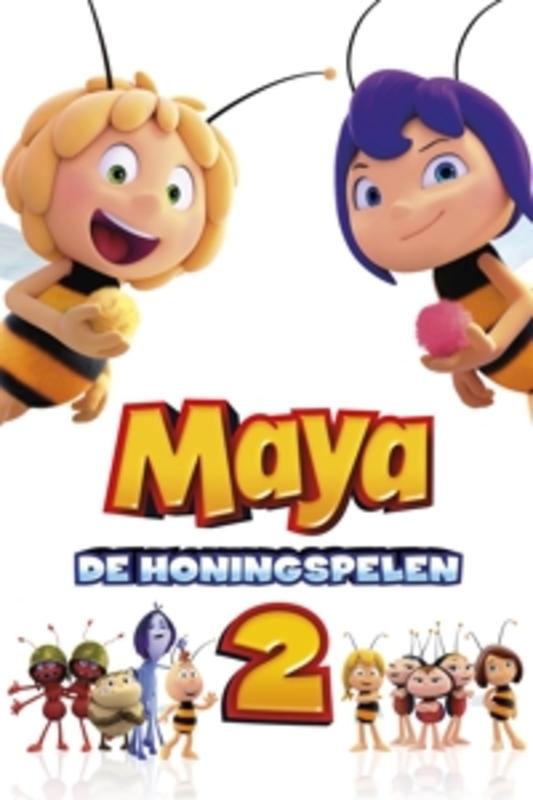 Maya De Bij - Maya 2 De Honingspelen, (DVD) DVDNL