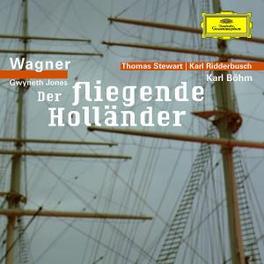 DER FLIEGENDE HOLLANDER ORCH.DER BAYREUTHER FESTSPIELE 1971 Audio CD, R. WAGNER, CD