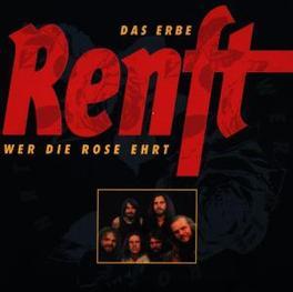 WER DIE ROSE EHRT Audio CD, RENFT, CD