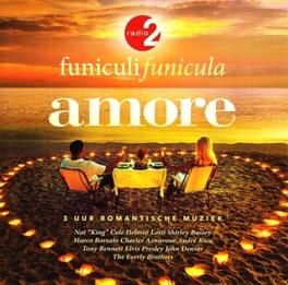 FUNICULI FUNICULA AMORE V/A, CD