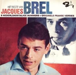 HET BESTE VAN JACQUES BREL, CD