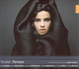 FARNACE SAVALL/MINGARDO Audio CD, A. VIVALDI, CD