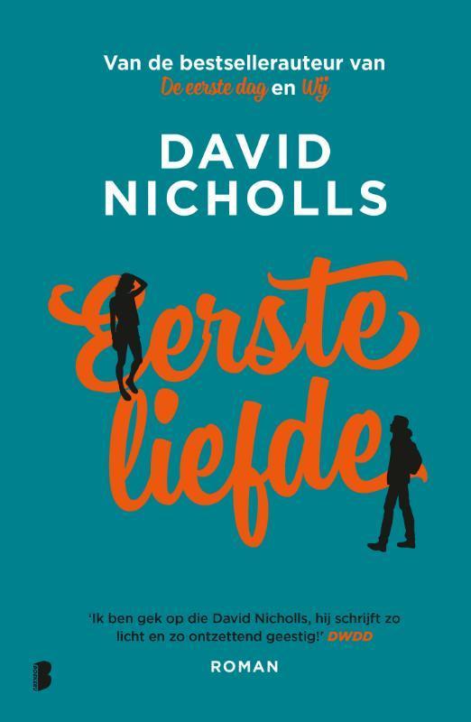 Eerste liefde David Nicholls, Hardcover