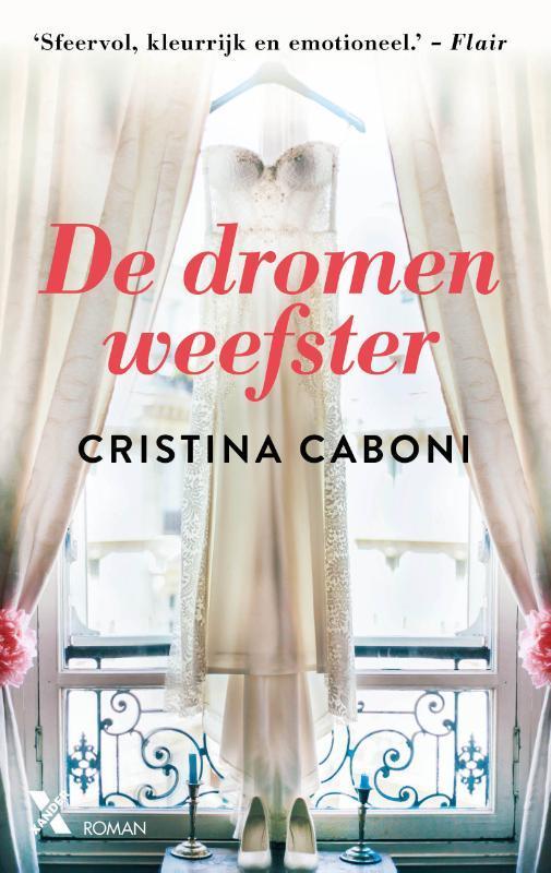De dromenweefster Cristina Caboni, Paperback