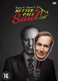 Better call Saul - Seizoen 4, (DVD) DVDNL