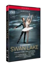 Koen Kessels Royal Ballet - Swan Lake, (DVD) DVDNL