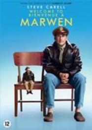 Welcome to Marwen, (DVD) BILINGUAL /CAST: STEVE CARELL, GWENDOLINE CHRISTIE DVDNL