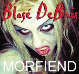 MORFIEND Audio CD, BLASE DEBRIS, CD