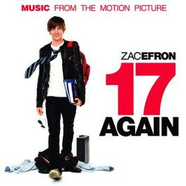 17 AGAIN BY ZAC EFRON Audio CD, OST, CD