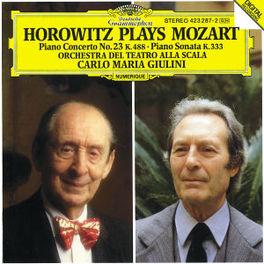 PIANO CONC.NO.23 KV 488 HOROWITZ/ORCH.DEL TEATRO/GUILLINI Audio CD, W.A. MOZART, CD