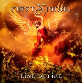 LINE OF FIRE FIRST SIGNAL, CD