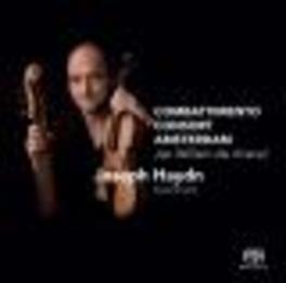 DIVERTIMENTI COMBATTIMENTO CONSORT AMSTERDAM Audio CD, J. HAYDN, CD