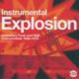 INSTRUMENTAL EXPLOSION INCENDIARY FUNK & R&B 1966-1973 Audio CD, V/A, CD