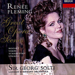 GREAT OPERA SCENES LONDON S.O./SOLTI Audio CD, RENEE FLEMING, CD
