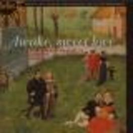 AWAKE, SWEET LOVE KINGS CONSORT Audio CD, DOWLAND/FORD, CD