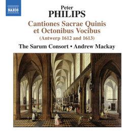 CANTIONES SACRAE QUINIS E THE SARUM CONSORT P. PHILIPS, CD