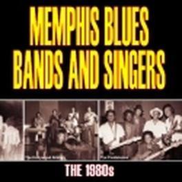 MEMPHIS BLUES BANDS & SIN ..SINGERS 1980'S Audio CD, V/A, CD