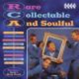 RARE COLLECTABLE & SOULFU ..SOULFUL, RCA RECORDS VAULTS OF NORTHERN SOUL Audio CD, V/A, CD