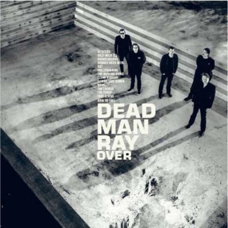 OVER DEAD MAN RAY, CD