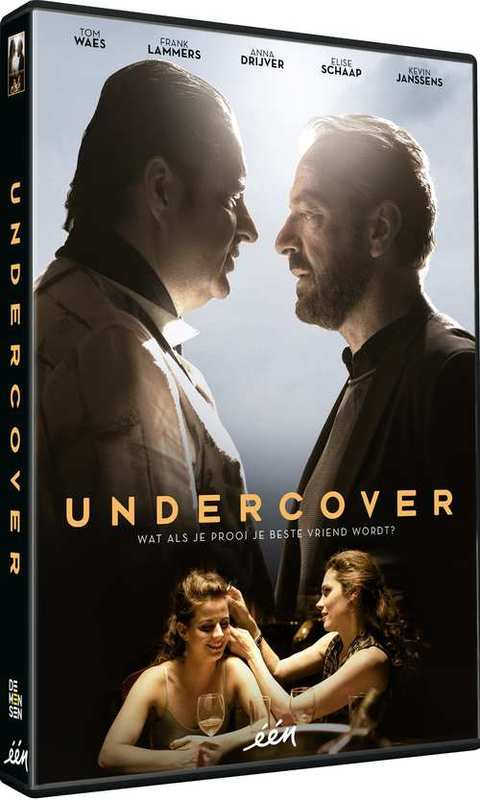 Undercover (BE-only), (DVD) DVDNL