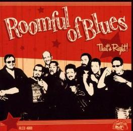 THAT'S RIGHT Audio CD, ROOMFUL OF BLUES, CD