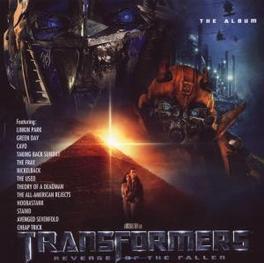 TRANSFORMERS 2: REVENGE.. .. OF THE FALLEN Audio CD, OST, CD