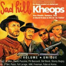 LE VOLUME UNIQUE KHEOPS, CD