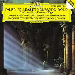 PELLEAS ET MELISANDE HUNT/ESKIN/BSO/OZAWA Audio CD, G. FAURE, CD
