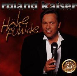 HOEHPUNKTE Audio CD, ROLAND KAISER, CD