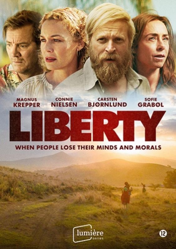 Liberty - Seizoen 1, (DVD) DVDNL