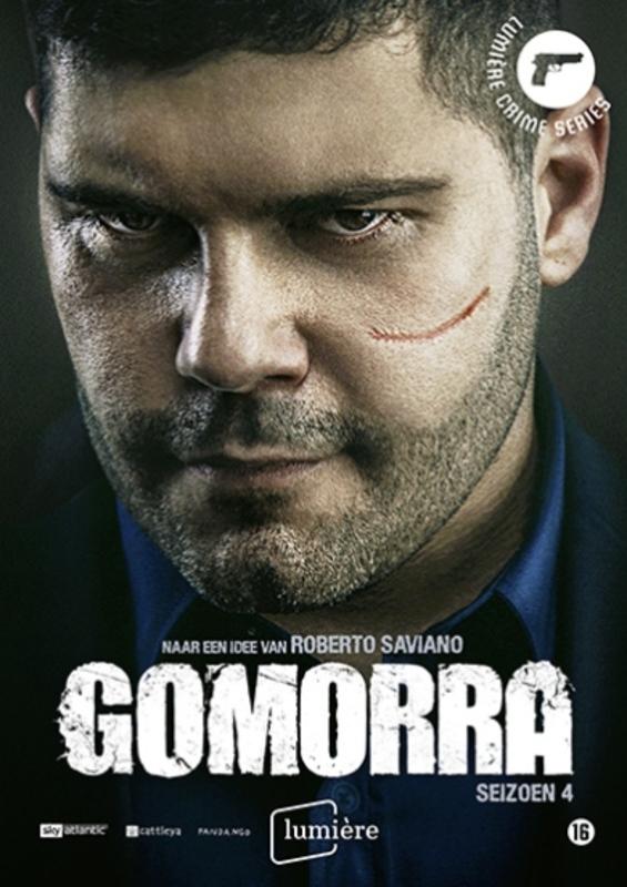 Gomorra - Seizoen 4, (DVD) DVDNL